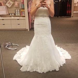 David's Bridal Dresses - David's Bridal Wedding Dress